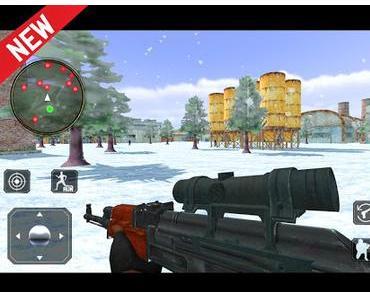 Code Triche Counter Terrorist Stealth Mission Battleground War APK MOD (Astuce)