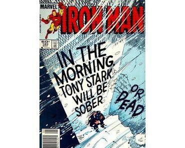 LE JOUR LE PLUS NOIR POUR TONY STARK : IRON MAN #182