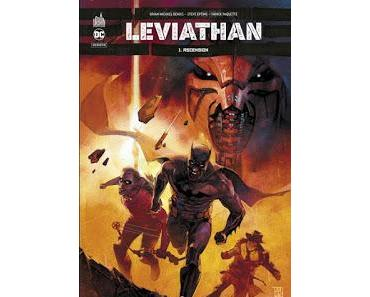 LEVIATHAN TOME 1 : ASCENSION (L'OFFENSIVE COMMENCE)