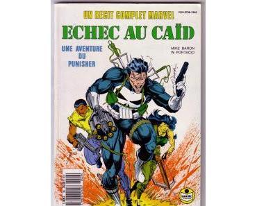 THE PUNISHER - ECHEC AU CAID : UN RECIT COMPLET MARVEL