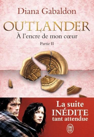 'Outlander, tome 8 : À l'encre de mon cœur - Partie 2'de Diana Gabaldon