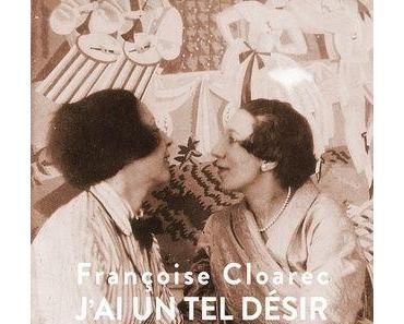 J'AI UN TEL DESIR (Marie Laurencin et Nicole Groult)
