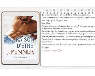 L'homme du mois #3 – Raison d'être : Mister Mars – J. Kenner