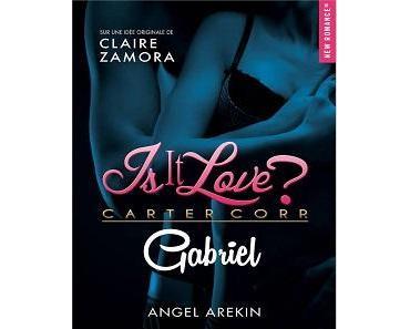 'Is It Love ? Gabriel' d'Angel Arekin