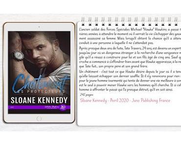 Les Protecteurs #3 – Châtiment – Sloane Kennedy