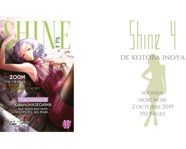 Shine #4 • Kotoba Inoya