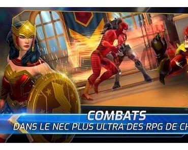 Télécharger Gratuit DC Legends lutte pour just. APK MOD (Astuce)