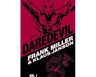 LE DAREDEVIL DE FRANK MILLER PART TWO : SEUL MAÎTRE A BORD