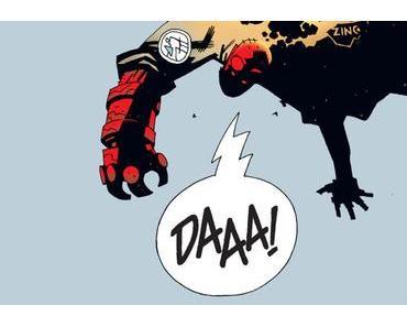 Hellboy Tome 2