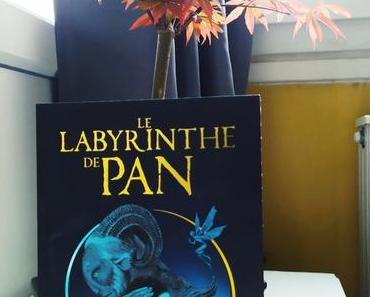 Le labyrinthe de Pan de Guillermo Del Toro et Cornelia Funke