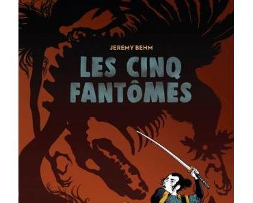 """""""Les cinq fantômes"""" de Jérémy Behm et Nancy Peña"""