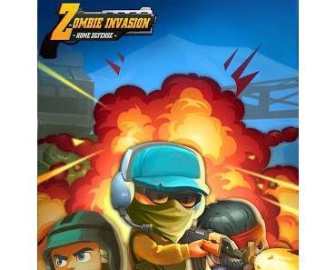 Télécharger Gratuit Zombie Invasion - Home Defense APK MOD (Astuce)
