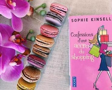 L'Accro du shopping, Tome 1 : Confessions d'une accro du shopping – Sophie Kinsella