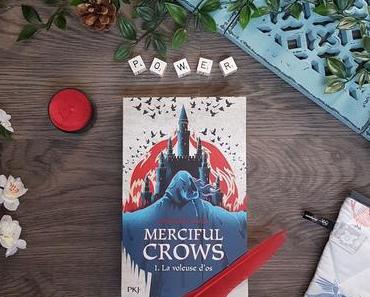 Merciful Crows, tome 1 : La Voleuse d'os - Margaret Owen