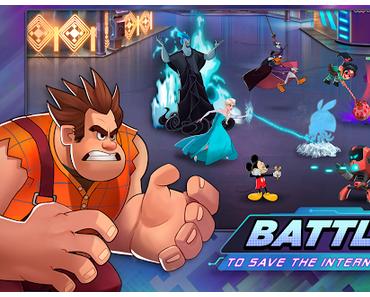 Télécharger Gratuit Disney Heroes: Battle Mode APK MOD (Astuce)