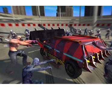 Télécharger Gratuit Zombie Smash: Road Kill APK MOD (Astuce)