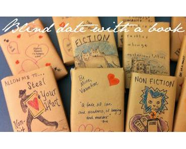 Blind date with a book #5  - Edition spéciale distanciation sociale