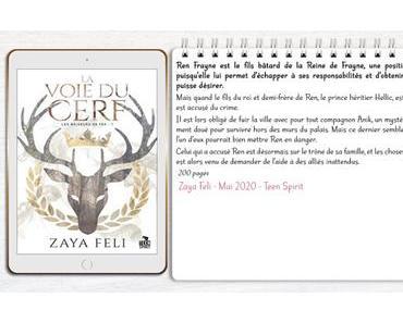 Les Briseurs de Fer #1 – La voie du Cerf – Zaya Feli