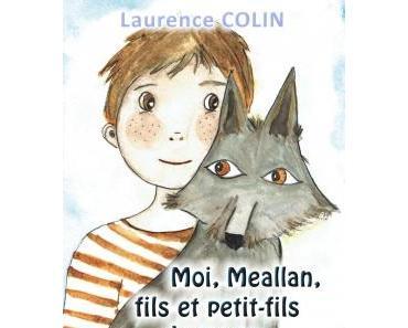 """""""Moi, Meallan, fils et petit-fils de mage"""" de Laurence Colin"""