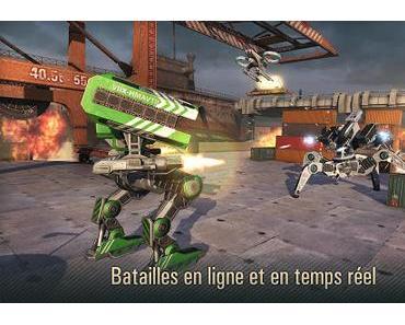 Code Triche WWR: Robot Jeux de Guerre en ligne APK MOD (Astuce)