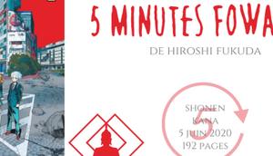 minutes foward Hiroshi Fukuda