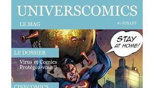 Universcomics juillet 2020