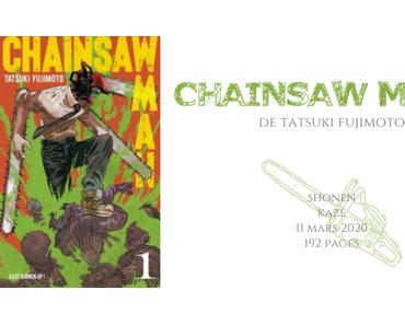 Chainsaw man #1 • Tatsuki Fujimoto