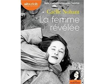 La femme révélée lu par Claudia Poulsen #PrixAudiolib2020