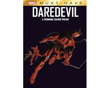 DAREDEVIL MAN WITHOUT FEAR (MARVEL MUST HAVE)