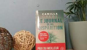 journal disparition Camilla Grebe