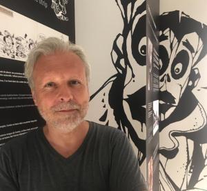 INTERVIEW Thierry Bellefroid: Comès, c'est bien plus histoires campagne dans années