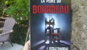 Peine bourreau Estelle Tharreau Editions Taurnada