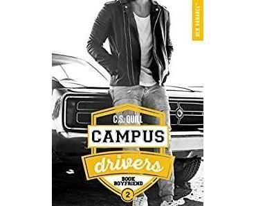 Campus drivers – Bookboyfriend (Tome 2)