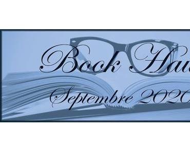 #53 Book-Haul de Septembre 2020
