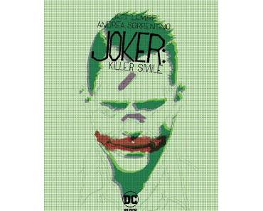 JOKER THE KILLER SMILE