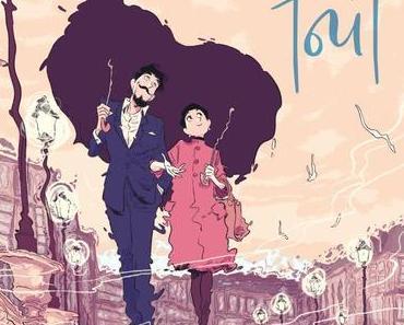 « Malgré tout »: une BD éperdument romantique