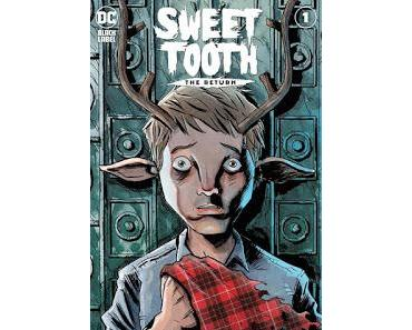 SWEET TOOTH THE RETURN : JEFF LEMIRE DANS LE BLACK LABEL