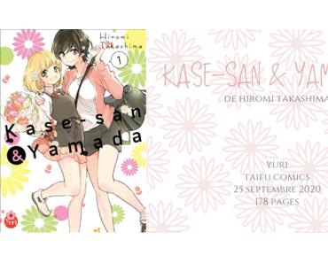 Kase-san & Yamada • Hiromi Takashima