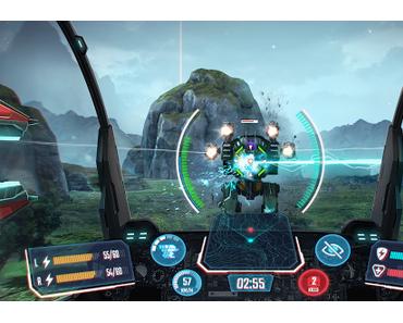 Télécharger Gratuit Robot Warfare: Mech Battle 3D PvP FPS APK MOD (Astuce)