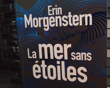 La mer sans étoiles d'Erin Morgenstern