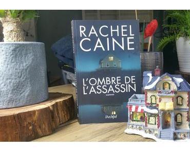 L'ombre de l'assassin - Rachel Caine - Editions de l'Archipel