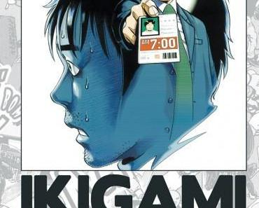 {Découverte} Manga #54 : Ikigami, préavis de mort : Tome 5, Motô Mase – @Bookscritics