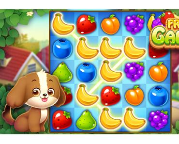 Télécharger Gratuit Fruits Garden : Jeu de puzzle d'association APK MOD (Astuce)