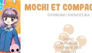 Mochi compagnie Hiromu Shinozuka