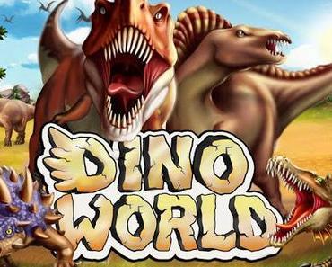Code Triche DINO WORLD - Jurassic dinosaur game APK MOD (Astuce)