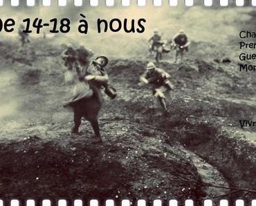 De 14-18 à nous: Mois de novembre, un temps fort pour le Challenge Première Guerre Mondiale