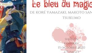 Ancient Magus Bride bleu magicien Koré Yamazaki, Makoto Sanda Isuo Tsukumo