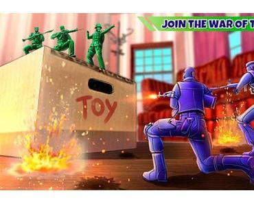Code Triche Guerre des soldats en plastique-jouets militaires APK MOD (Astuce)