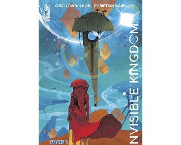 INVISIBLE KINGDOM : TOME 1 LE SENTIER CHEZ HI COMICS