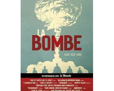 LA BOMBE : L'ARME ATOMIQUE DANS UN CHEF D'OEUVRE CHEZ GLENAT